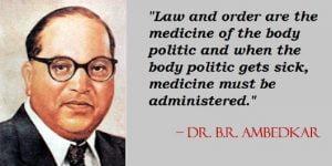 Dr Ambedkar Jayanti  words